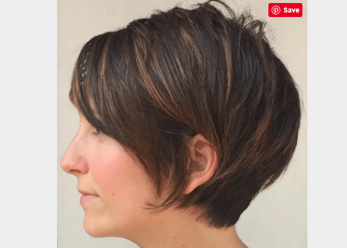The Right Pixie Bob With Shaggy Layers