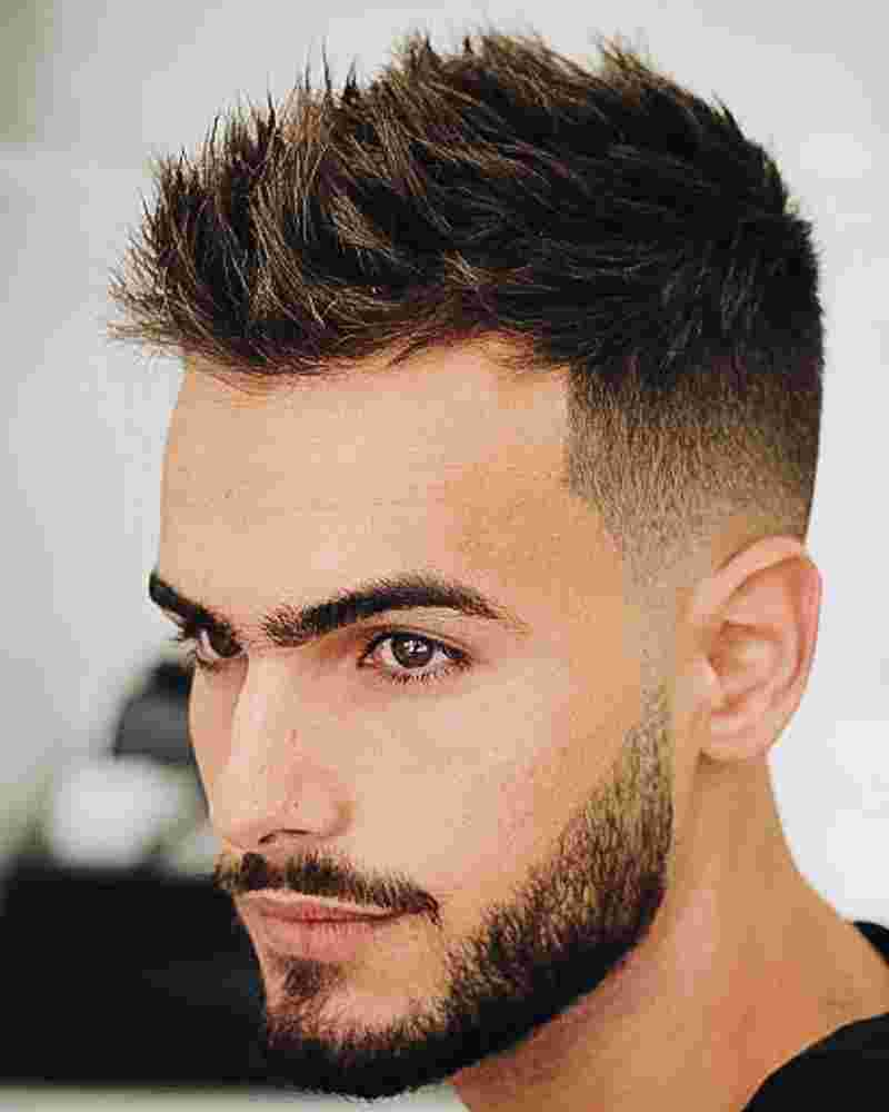 Tapered Sides With Blowout Top
