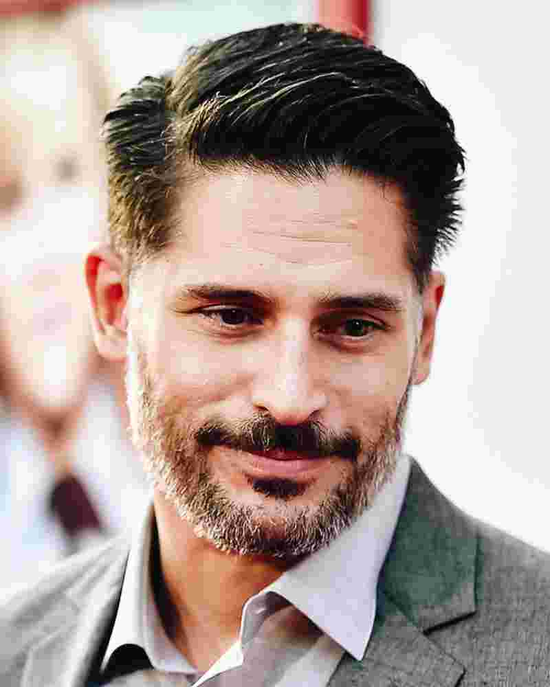 Men Hairstyles With Side Fade Cut